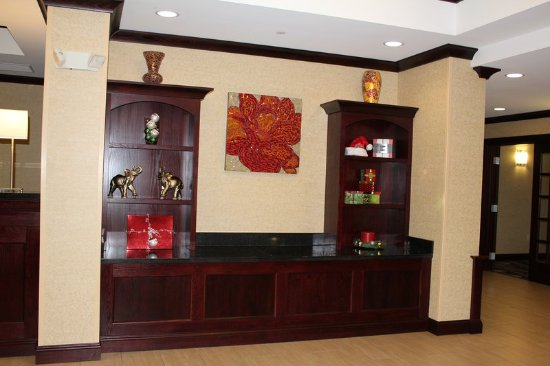 Niles, MI: Hotel Lobby