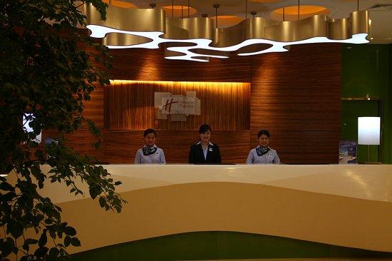 Nantong, China: Reception