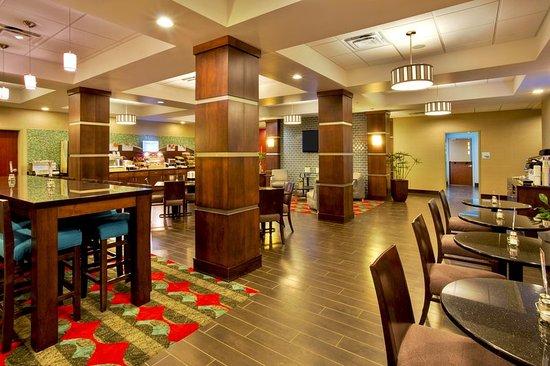 Oak Ridge, TN: Breakfast Area