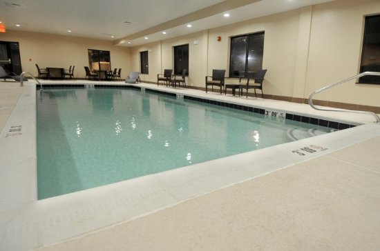 Holiday Inn Express Somerset: Indoor Swimming Pool