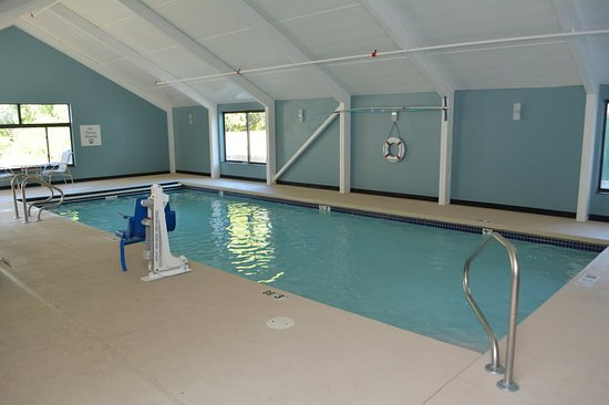 Waterville, ME: Swimming Pool