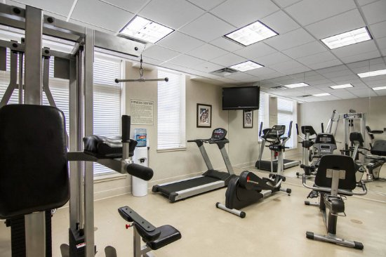 Liberty Hotel, an Ascend Collection hotel : Fitness