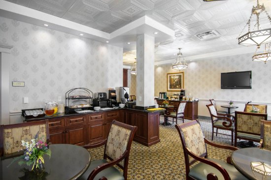 Liberty Hotel, an Ascend Collection hotel : Breakfast