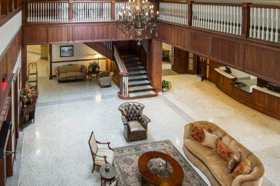 คลีเบิร์น, เท็กซัส: Lobby Area