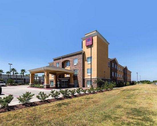 Comfort Suites Pearland - South Houston : Exterior