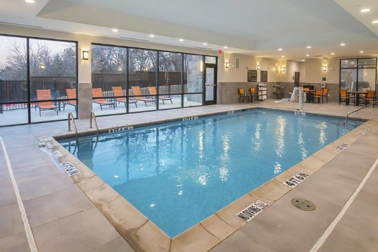 Colleyville, Teksas: Indoor Pool