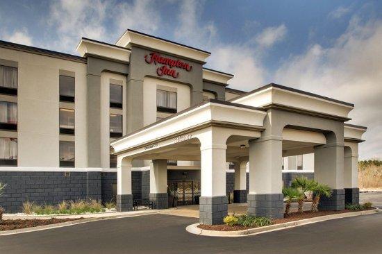 Yemassee, Carolina Selatan: Hotel Exterior