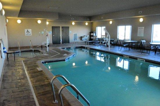 Glendive, MT: Swimming Pool