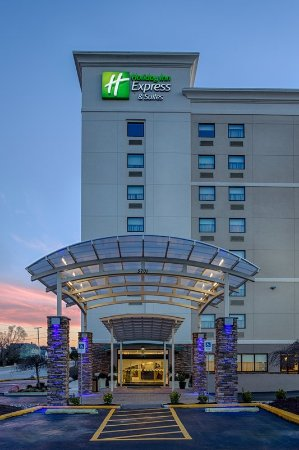 Catonsville, MD: Hotel Exterior