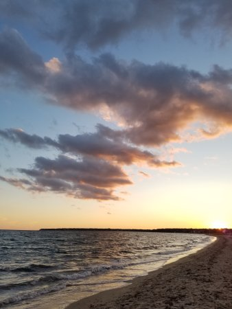 Centerville, MA: Craigville Beach Sunset