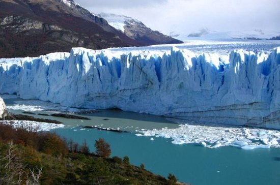 Perito Moreno Glacier Day Trip with...