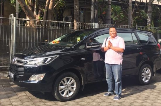 Full-Day Bali Private Car Hire with ...