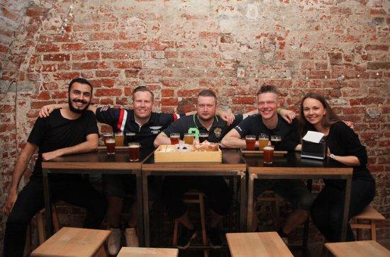Tour de Cerveja Artesanal de Varsóvia