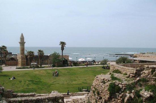 Private Tour to Caesarea and Haifa