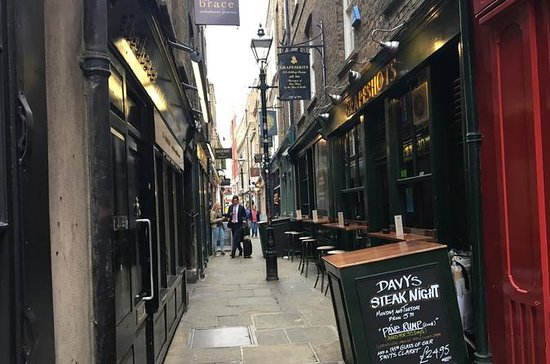 Private Walking Tour of London's...