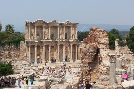 Ephesus Tour with Sirince Wine Tasting