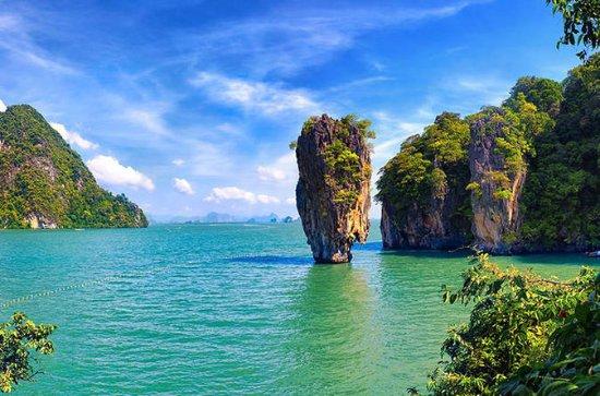 Phang Nga Bay Day Trip from Krabi
