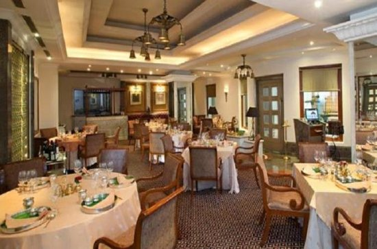 Enjoy South Indian Cuisine At Dakshin In The Sheraton New Delhi with...