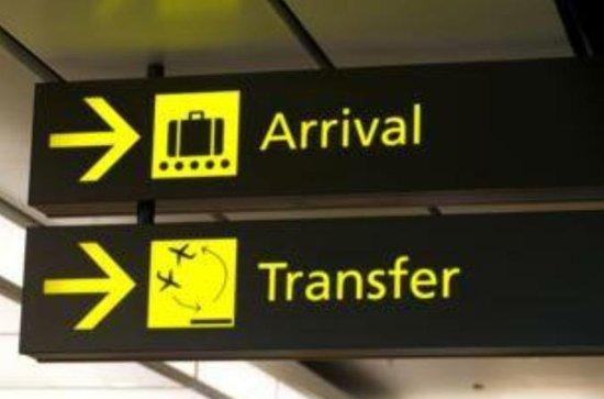 Transfer do aeroporto do Cairo para o...