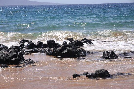 Keawakapu Beach: Steine