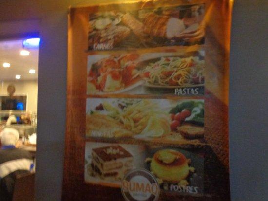 Colonia Dora, Argentina: tipos de comidas que ofrecen