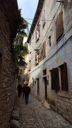 Bale, Croatia: Walking tour