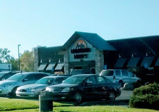 เอดินบะระ, อินเดียน่า: Montana Mike's Steakhouse