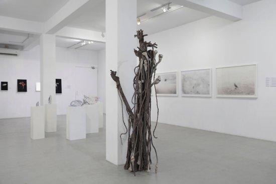 Gajah Gallery Yogyakarta and Yogya Art Lab