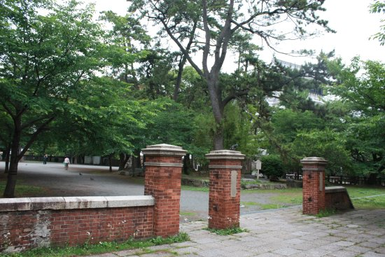 Old Gate of JGSDF 12th Division Headquarters