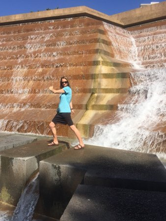 Fort Worth Water Gardens Tx Top Tips Before You Go With Photos Tripadvisor