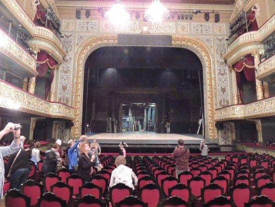 Latvian National Opera : Front stalls