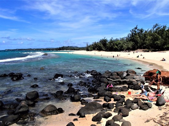 Paia, HI: STILL SHELTERED TOP OF THE TIDE