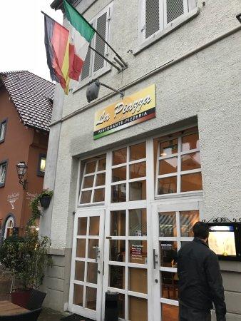 La Piazza Da Pietro Zell Am Harmersbach Restaurant Bewertungen