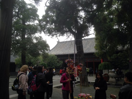 Qufu, Cina: Inside the Mansion