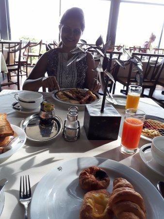 Kandalama, Sri Lanka: Breakfast breads