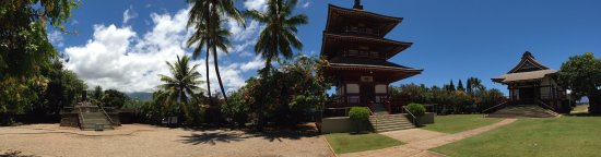 Lahaina Jodo Mission : Quiet and peaceful