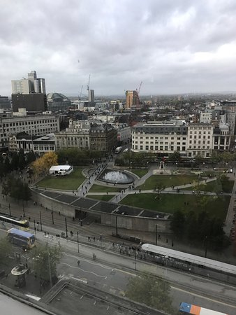 Mercure Manchester Piccadilly Hotel: photo2.jpg
