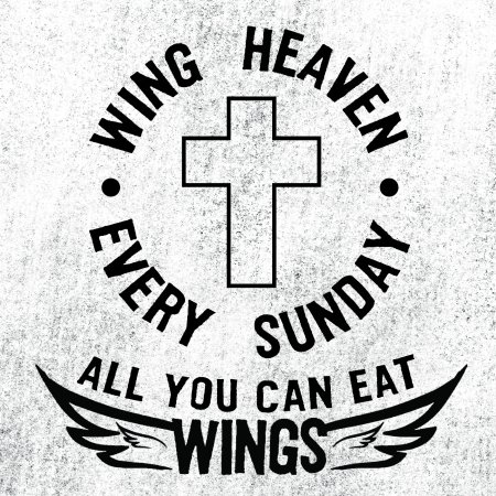 wing heaven all you can eat wings every sunday for 10 picture Airplane Wing coop chicken house wing heaven all you can eat wings every sunday for