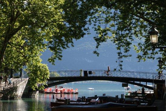 Pont des Amours: Puente
