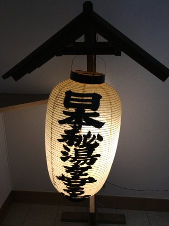 Tenei-mura, Japan: 秘湯を守る会