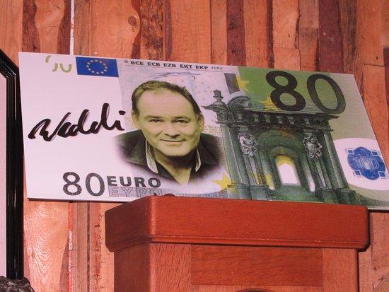 Kall, Deutschland: Seine eigene Währung