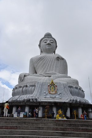 Chalong, Thailand: Breathtaking pictures from the Big Buddha