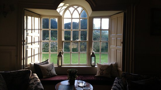 Graythwaite, UK: Reception room