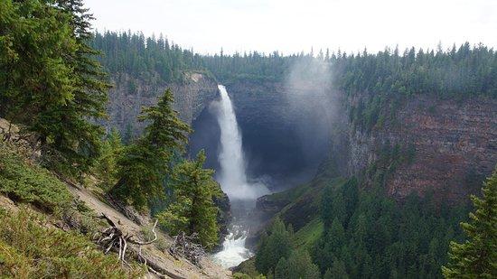 Helmcken Falls: Der Helmcken Wasserfall