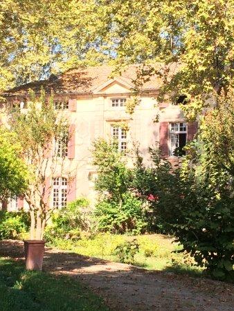 Chateau de Roussan Foto
