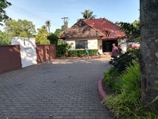 Lemon Tree Vembanad Lake Resort: Entry area cum Play Area