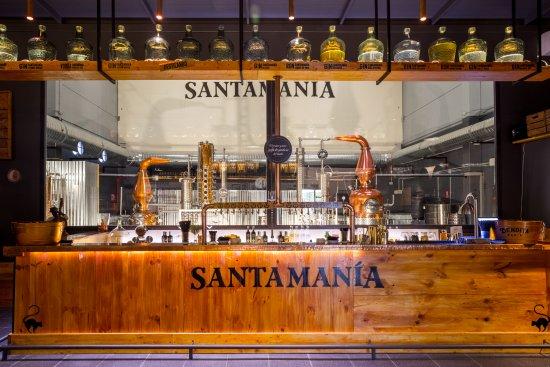 Santamania Destileria Urbana