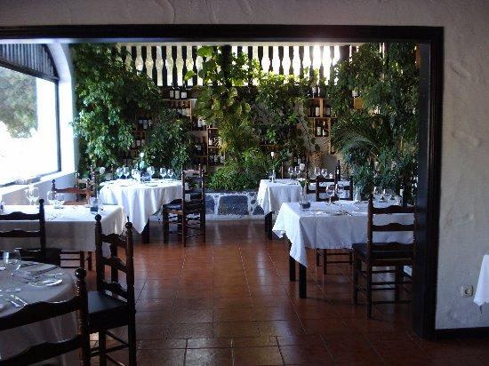 La Cantinetta Trattoria: inside restaurant