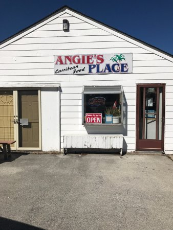 Angie's Place Canadian Caribbean Eatery