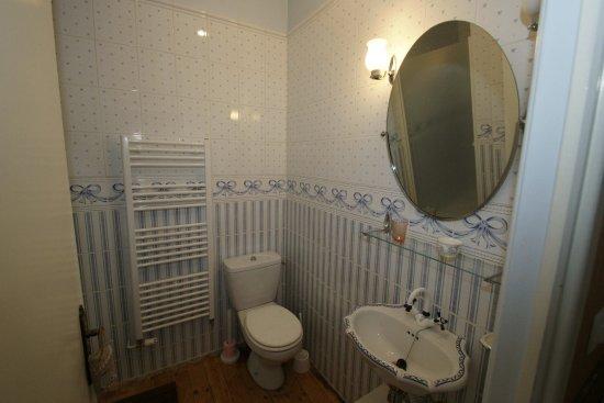 Canisy, Prancis: Salle d'eau Barbey d'Aurevilly